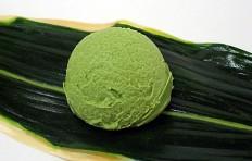 Муляж мороженого «Зеленый чай» (20)