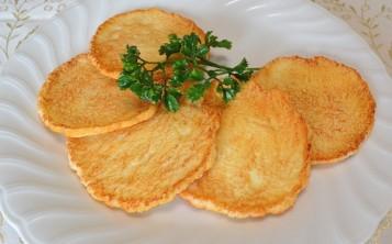 Стоимость муляжа «Картофельные драники» 157 $
