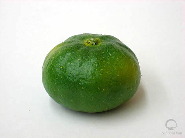 Муляж мандарина