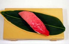 Муляж суши «тунец полужирный»-11