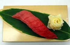 Муляж суши «тунец полужирный»-12