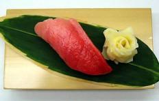 Муляж суши «тунец полужирный»-14