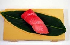 Муляж суши «тунец полужирный»-7