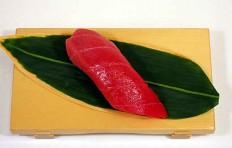 Муляж суши «тунец полужирный»-8