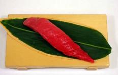 Муляж суши «тунец полужирный»-9