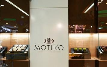 """В торговом центре Атриум открылся бренд шоп японских десертов """"Motiko""""."""