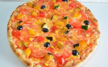 """Стоимость муляжа """"Пицца овощная"""" 175 $"""