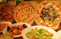 Фотографии фасадов и витрин пиццерий