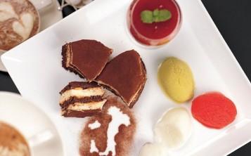 Муляжи блюд - Напитки и десерты