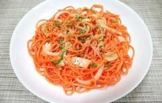 Муляж спагетти Наполитано — 3