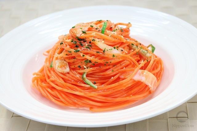 Муляж спагетти Наполитано