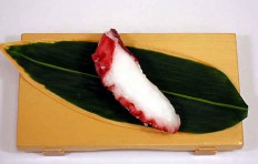 Муляж суши «осьминог (5)»