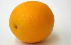 Муляж апельсина (90/ 83 мм)