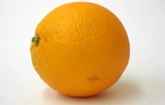 Муляж апельсина (80/ 76 мм)