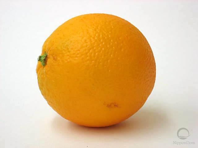 Муляж апельсина