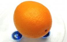Муляж апельсина (77/ 70 мм)