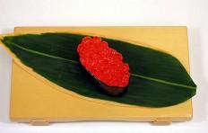 Муляж гунканзуши «красная икра M»