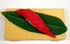 Муляж суши «красный тунец (11)»