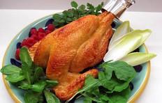 Муляж жареной курицы (230/ 160 мм)