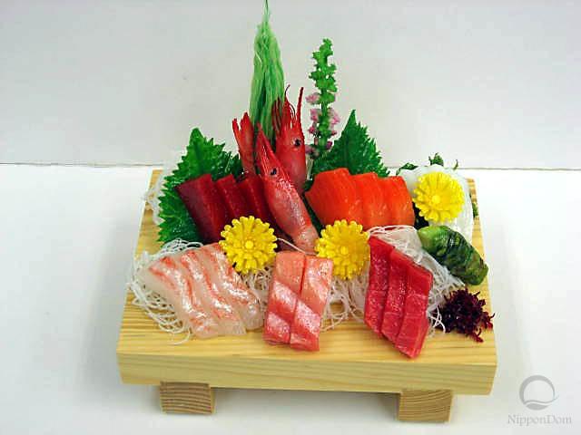 Доска сашими (1-2 порции)