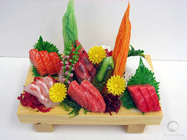 Доска сашими (2-3 порции)