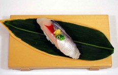 Муляж суши «сайра» (22)