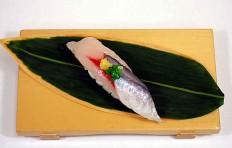Муляж суши «сайра» (3)