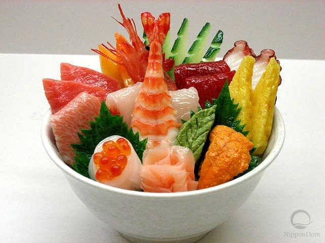 Чаша с морепродуктами-2