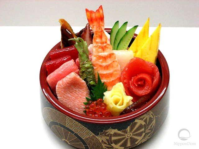 Чаша с морепродуктами-3