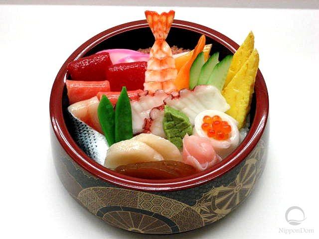Чаша с морепродуктами-4