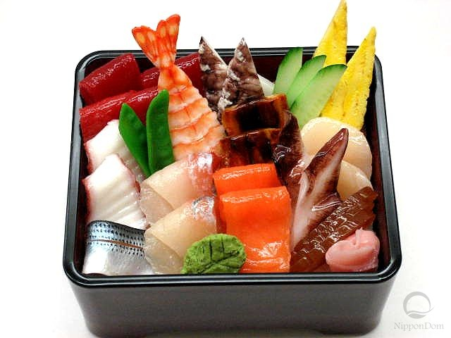 Поднос с морепродуктами-2