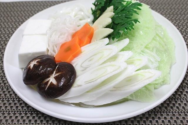 Сябу: Овощи (2 порции)