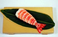 Муляж суши «креветка»-3