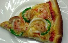 Муляж конуса пиццы с морепродуктами-2