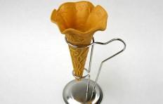 Муляж вафельного конуса для мороженого-2