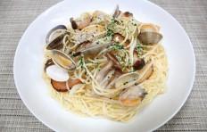 Муляж спагетти с грибами