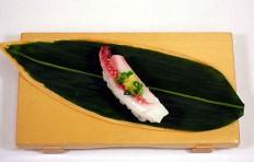 Муляж суши «кальмар со специями»