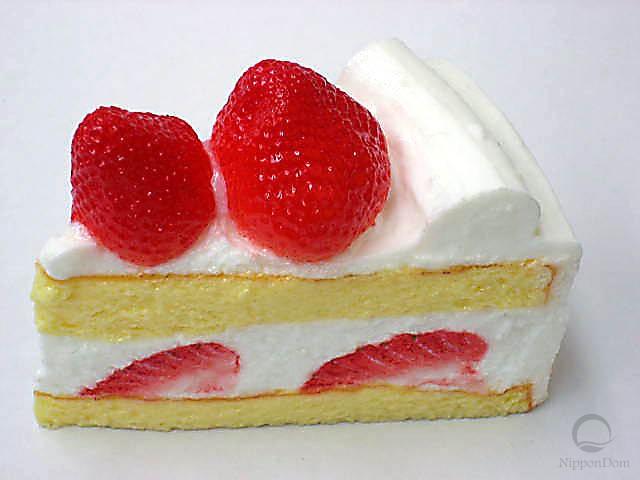 Клубничный торт-2