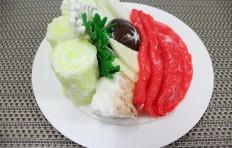 Муляж сукияки (1 порция)