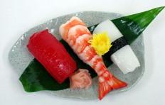 муляж ассорти из суши-3-3