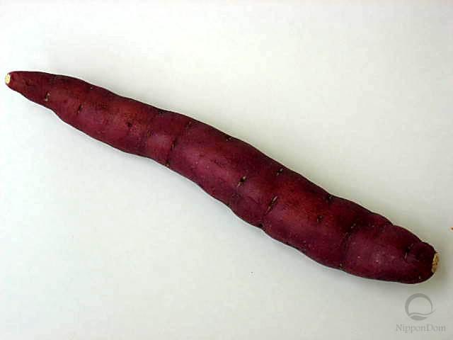 Муляж сладкого картофеля
