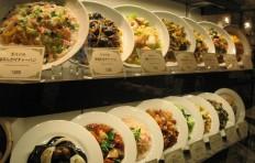 Фотографии китайского ресторана и рекламной витрины