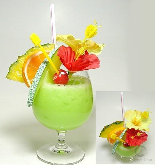 Тропический (зеленый)