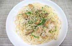 Муляж спагетти «Вонголе»-2