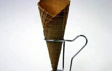 Муляж вафельного конуса (среднего)-2
