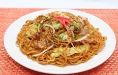 Муляж блюда «Якисоба»