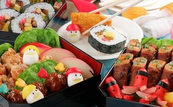 Муляжи блюд - Японская кухня