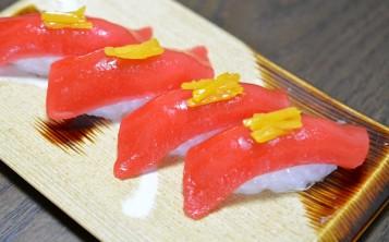 Муляжи блюд - Суши