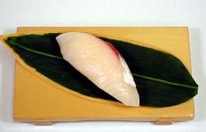 Муляж суши «желтохвост (5)»